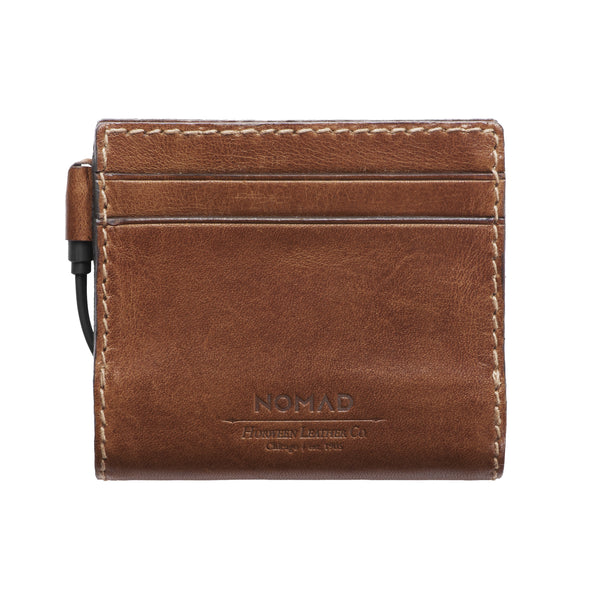 Nomad - Horween Leather Charging Wallet - Slim