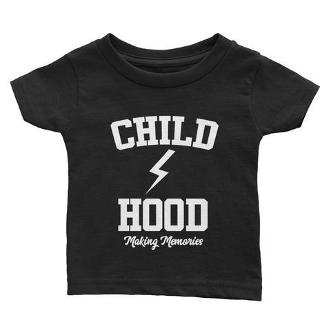 spillthebeansetc - Childhood Making Memories TCB Kid's Tee