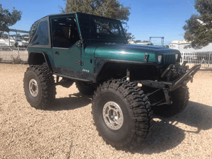 ***SOLD*** 1993 Jeep Wrangler YJ