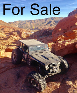***SOLD***  2003 TJ built by BlackOps 4x4!!!