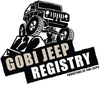 Gobi Jeep Registry apparel & accessories