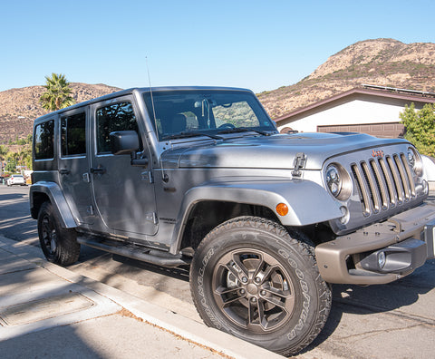 2016 75th Anniversary Jeep Wrangler for sale
