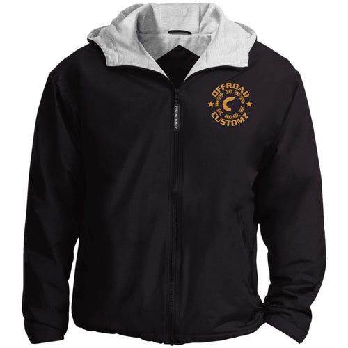 Offroad Customz gold embroidered logo JP56 Port Authority Team Jacket