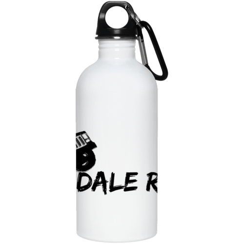 Dale Racing full wrap around logo 23663 20 oz. Stainless Steel Water Bottle