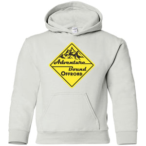 Adventure Bound Offroad G185B Gildan Youth Pullover Hoodie
