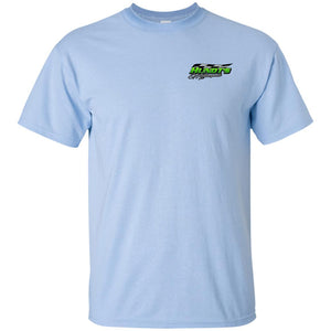 Hundt's Motorsports 2-sided print G200 Gildan Ultra Cotton T-Shirt