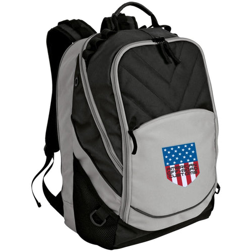 American Off-Road embroidered logo BG100 Port Authority Laptop Computer Backpack