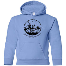 JeepnGypsy compass G185B Gildan Youth Pullover Hoodie