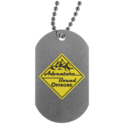 Adventure Bound Offroad UN4004 Dog Tag