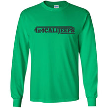 California Jeeps G240 Gildan LS Ultra Cotton T-Shirt