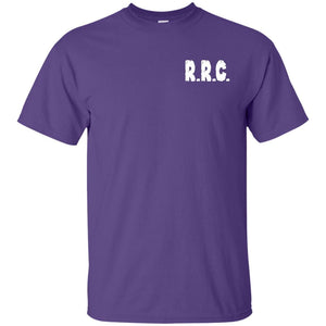 R.R.C. 2-sided print G200 Gildan Ultra Cotton T-Shirt
