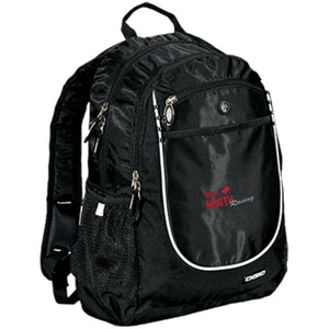 True North Racing embroidered 711140 OGIO Rugged Bookbag