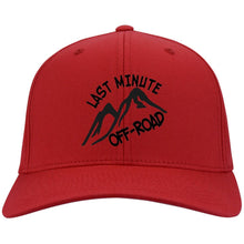 Last Minute Offroad Last Minute Offroad embroidered Port Authority Flex Fit Fullback Twill Baseball Cap