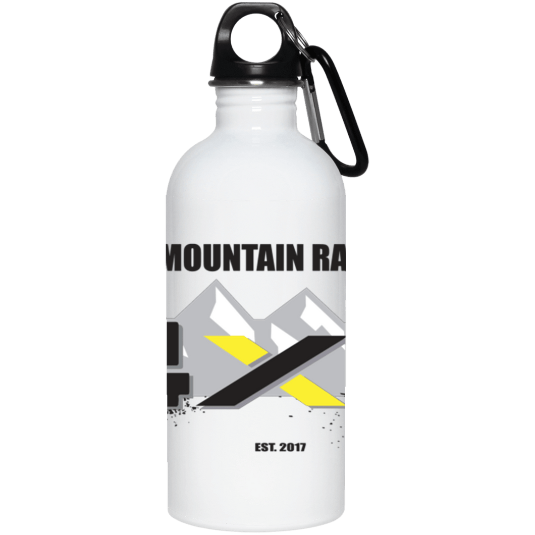 HMR full wrap around logo 23663 20 oz. Stainless Steel Water Bottle