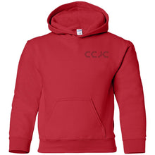 CCJC 2-sided print G185B Gildan Youth Pullover Hoodie