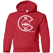 Colorado WK.WK2 G185B Gildan Youth Pullover Hoodie