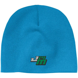 John Moul Racing embroidered logo CP91 100% Acrylic Beanie