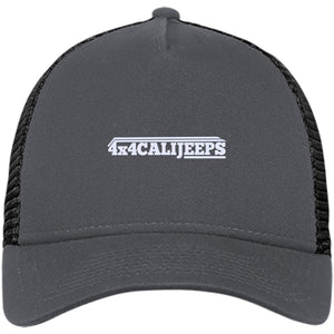 California Jeeps NE205 New Era® Snapback Trucker Cap