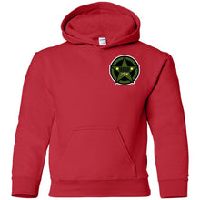 JSK_ Dark Star 2-sided print G185B Gildan Youth Pullover Hoodie
