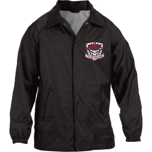 Tyler Racing embroidered M775 Harriton Nylon Staff Jacket