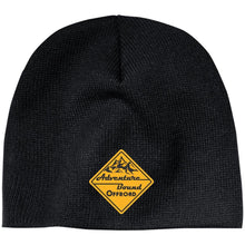 Adventure Bound Offroad gold embroidered logo CP91 100% Acrylic Beanie
