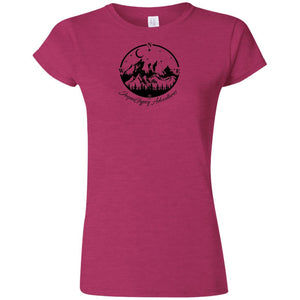 JeepnGypsy compass G640L Gildan Softstyle Ladies' T-Shirt