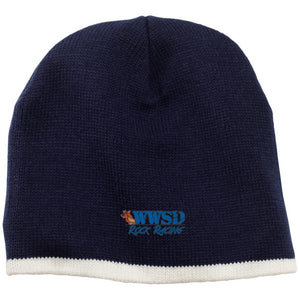 WWSD embroidered logo CP91 100% Acrylic Beanie