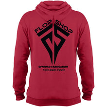 Flop Shop 2-sided print PC78H Port & Co. Core Fleece Pullover Hoodie