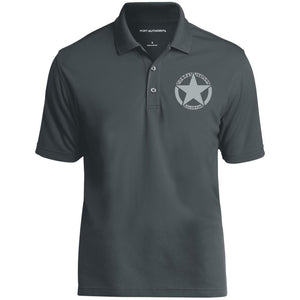 Colorado Combat Jeepers embroidered logo K110 Port Authority Dry Zone UV Micro-Mesh Polo