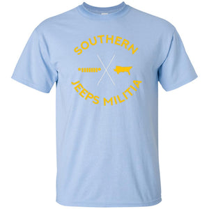 Southern Jeeps Militia G200B Gildan Youth Ultra Cotton T-Shirt