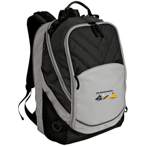 HMR embroidered logo BG100 Port Authority Laptop Computer Backpack