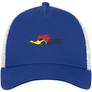 FOUL MOUTH RACING NE205 New Era® Snapback Trucker Cap