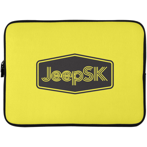 JEEP SK dye sub 72042 Laptop Sleeve - 15 Inch
