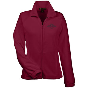 SteelDriver embroidered M990W Harriton Women's Fleece Jacket