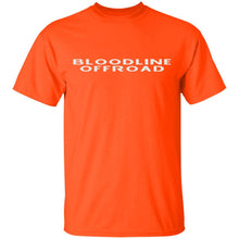 Bloodline Offroad white logo G200 Gildan Ultra Cotton T-Shirt