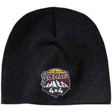 John's 4x4 embroidered CP91 100% Acrylic Beanie