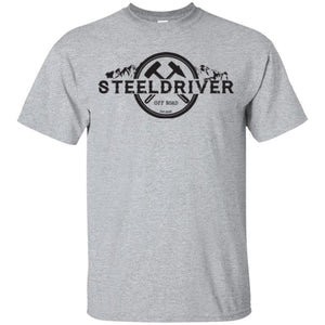 SteelDriver G200B Gildan Youth Ultra Cotton T-Shirt