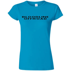 Bloodline Offroad G640L Gildan Softstyle Ladies' T-Shirt