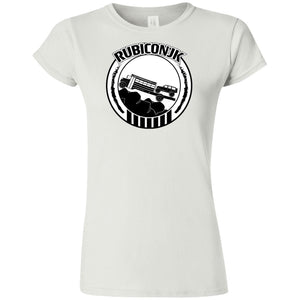 Rubiconjk G640L Gildan Softstyle Ladies' Fitted T-Shirt