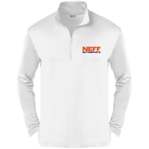 Neff Motorsports embroidered ST357 Sport-Tek Competitor 1/4-Zip Pullover