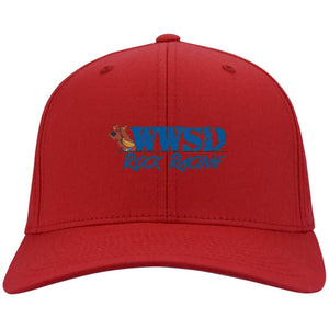WWSD embroidered logo C813 Port Authority Flex Fit Twill Baseball Cap