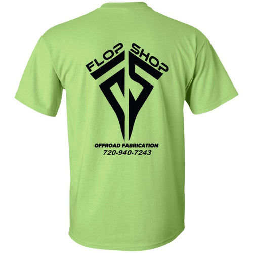 Flop Shop 2-sided print G200B Gildan Youth Ultra Cotton T-Shirt