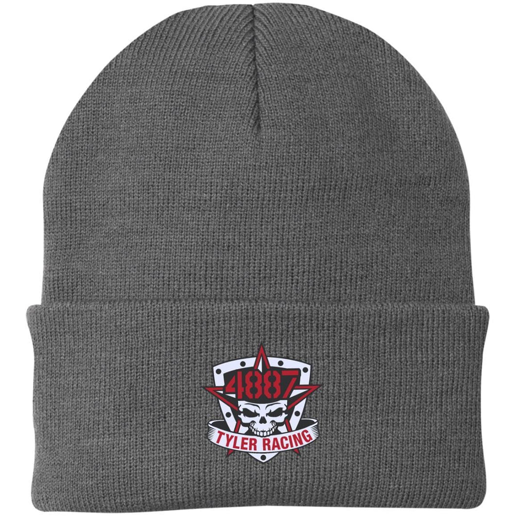 Tyler Racing embroidered CP90 Port Authority Knit Cap