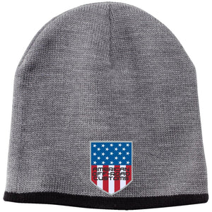 American Off-Road embroidered logo CP91 100% Acrylic Beanie