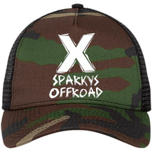 Sparky's Offroad embroidered NE205 New Era® Snapback Trucker Cap