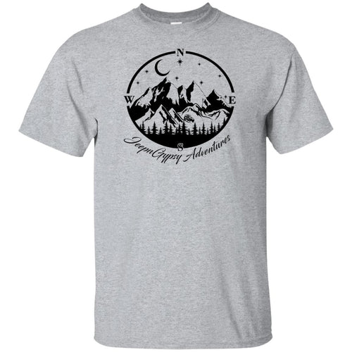 JeepnGypsy compass G200B Gildan Youth Ultra Cotton T-Shirt