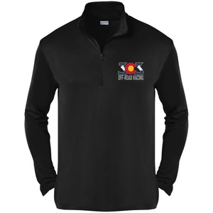 303 Off-road Racing embroidered logo ST357 Sport-Tek Competitor 1/4-Zip Pullover