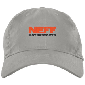 Neff Motorsports embroidered BX001 Brushed Twill Unstructured Dad Cap