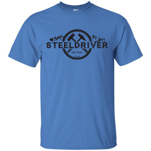 SteelDriver G200 Gildan Ultra Cotton T-Shirt