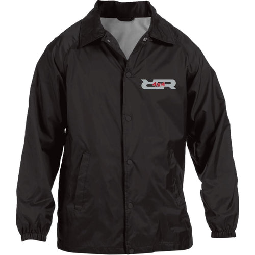 Rock Reaper embroidered M775 Harriton Nylon Staff Jacket